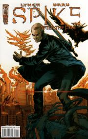Spike After The Fall #1 Cover B IDW Publishing comic book